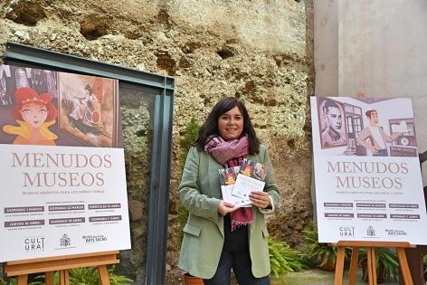 Cultura de Orihuela abre los museos a los más pequeños con actividades infantiles