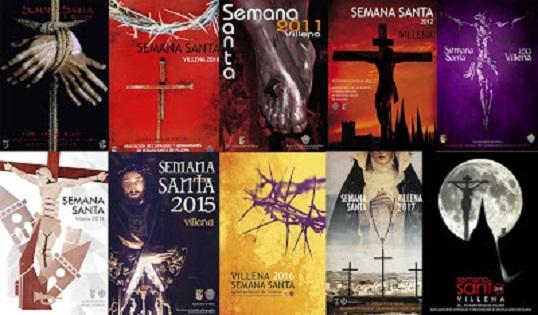 Concurs del cartell anunciador de la Setmana Santa de Villena