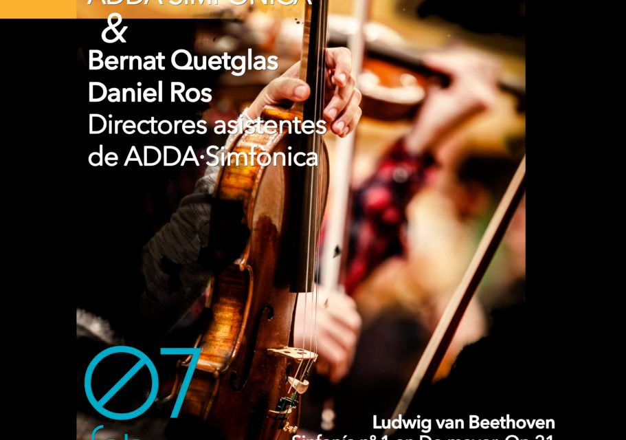 Xàbia gaudeix aquest divendres d'una cita musical de primer nivell amb el concert de l'Orquestra Simfònica de l' ADDA