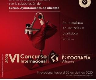 El Ayuntamiento de Alicante impulsa la sexta edición del Concurso Internacional de Fotografía «Alicante»