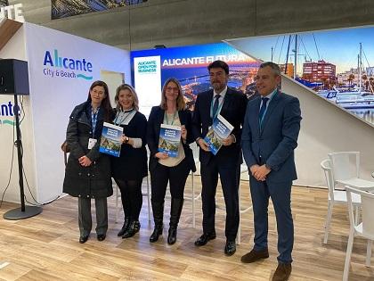 """El Ayuntamiento abre la ciudad al turismo de negocios con un catálogo de venta """"Alicante open for business' y la apertura de una Oficina de Atracción de Inversiones"""