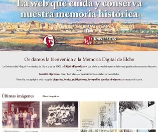Una quarantena repleta de cultura online suggerida per l'Ajuntament d'Elx