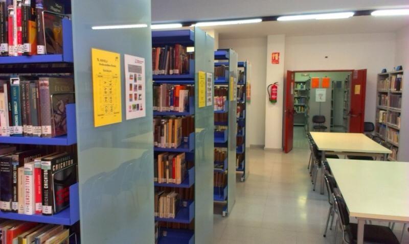 La Biblioteca Municipal de El Campello activa una plataforma de dinamització de la lectura des de casa per a fer més suportable el confinament