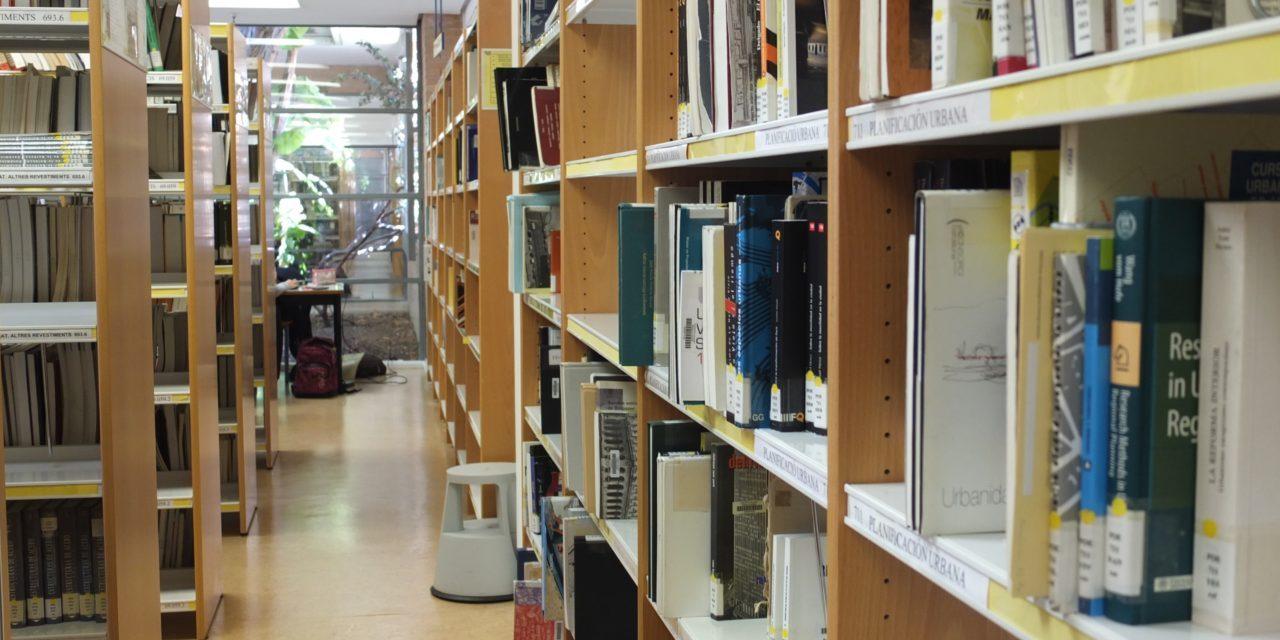 La Biblioteca de la Universitat d'Alacant posa a disposició el seu servei en línia des de casa