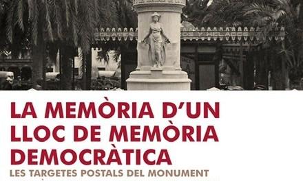 La Universidad de Alicante lleva su exposición «Tarjetas postales del Monumento a los Mártires de la Libertad» al Instituto 8 de marzo de la ciudad