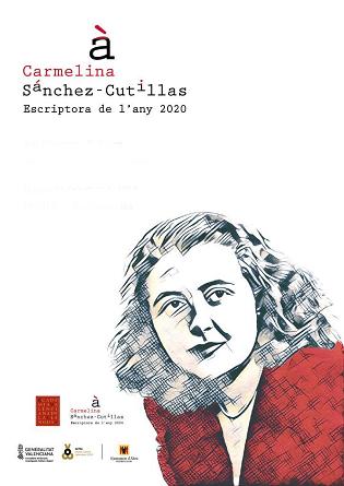 """Altea se suma a la celebración del Día del Libro convocada por los profesionales bibliotecarios valencianos con una lectura colectiva de """"Matèria de Bretanya"""" de Carmelina Sánchez-Cutillas"""