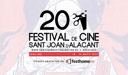 La Sección Oficial del 20 Festival de Cine Sant Joan d'Alacant se verá en Festhome Tv del 18 al 24 de mayo