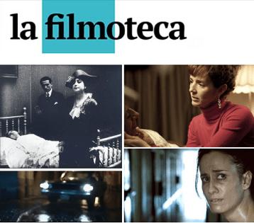 La programación semanal del canal #quedateencasa de la FIlmoteca