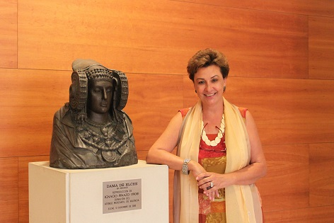 María Teresa Pérez Vázquez, primera mujer que ejercerá como directora cultural del Gil-Albert
