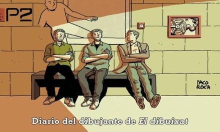 El Institut Valencià d'Art Modern ofrece la descarga gratuita del cómic de Paco Roca para celebrar el Día del Libro