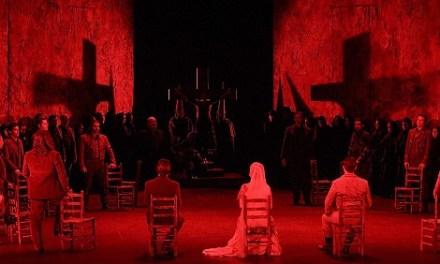 Esta semana Ópera desde casa desde el Palau de les Arts con varias sesesiones