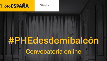 El Ayuntamiento de Elche anima a los ilicitanos e ilicitanas a participar con sus fotos sobre el confinamiento en el proyecto #PHEdesdemibalcón