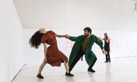 La Universitat d'Alacant commemora aquest dimecres el Dia Internacional de la Dansa amb Cementeri de flors
