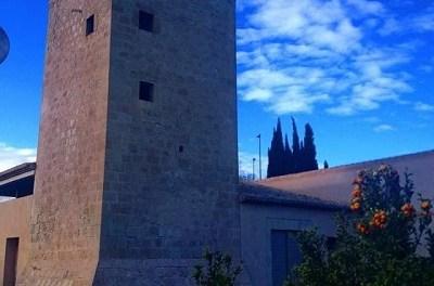 La rehabilitación de las Torres de la Huerta avanza con el inicio de las obras en Torre Sarrió y el traslado y rehabilitación de Torre Palacia