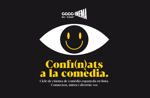 Confi(n)ats a la comèdia. Cicle de cinema de comèdia espanyola online