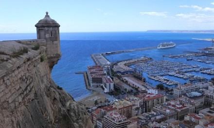La Junta de Gobierno de Alicante adjudica las obras de restauración del Baluarte de la Mina en el Castillo de Santa Bárbara