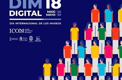 La Diputación de Alicante celebra online el 18 de mayo la octava edición del Día Internacional de los Museos