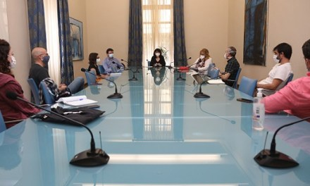 La Diputació d'Alacant es compromet a estudiar mesures per a reactivar el sector de les arts escèniques