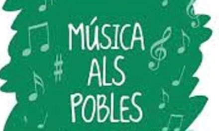 La Diputació d'Alacant aprova les ajudes de la XXV Campanya de Música als Pobles amb 300.000 euros
