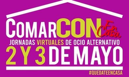 """La asociación juvenil la comarca organiza """"La Comarcón en casa"""" por streaming durante los días  2 y 3 de mayo"""