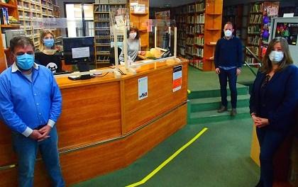 Las Bibliotecas Públicas y el Archivo Municipal de Villena abren sus puertas a partir del lunes 18 de mayo