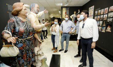 El Museu de Fogueres reobri les seues portes per a commemorar la celebració de la festa del foc fins a 24 de juny amb nous continguts