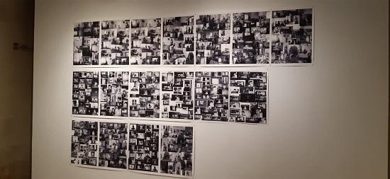 La sala de exposiciones del Centro 14 acoge la obra CITADINXS, Retratos Virtuales