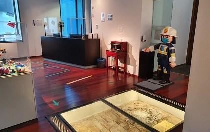 El Museo muBOma reabre mañana miércoles sus puertas con amplias medidas de seguridad e higiene