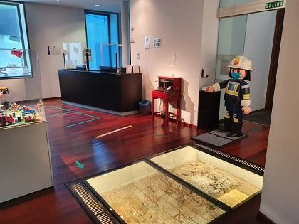 El Museu muBOma reobri demà dimecres les seues portes amb àmplies mesures de seguretat i higiene