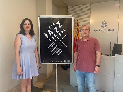 La Llotja acull per primera vegada Elx Jazz Festival del 29 de juliol al 2 d'agost per a complir les mesures higienicosanitàries enfront de la covid-19