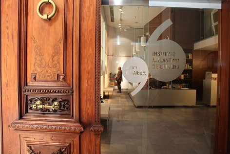 L'Institut Juan Gil-Albert obri les seues portes demà dilluns amb totes les garanties de seguretat