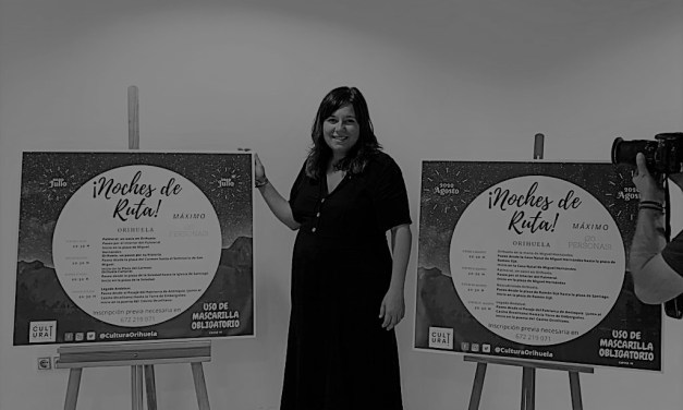 """Cultura programa una nueva edición de """"Noches de Ruta"""" para los meses de verano en Orihuela"""