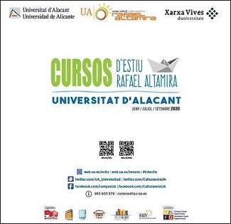 La Universidad de Alicante oferta un curso de verano para organizadores de actos culturales y patrimonio