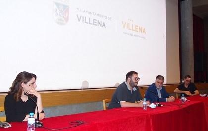 'Villena, llena de vida', un grito de optimismo para el resurgir de la ciudad