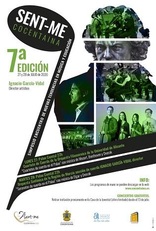 """Presentada la 7ª edició musical de """"SENT-ME COCENTAINA 2020"""""""