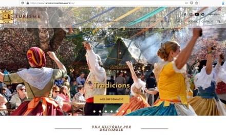 Cocentaina renueva su portal turístico en Internet y estrena redes sociales