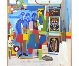L'Institut Juan Gil-Albert represa la seua activitat presencial a una exposició de l'alacantí Miguel Sellers