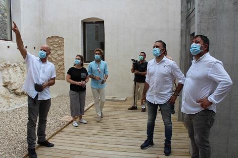 Finaliza la rehabilitación del Molí de Paper de Ibi