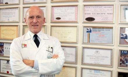 L'alacantí Jorge Alió torna a destacar entre els 100 oftalmòlegs més influents del món