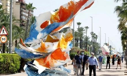 Cultura d'Alacant exhibeix l'exposició d'escultura a l'aire lliure 'My Secret Garden' en el moll 2 – Passeig Conde de Vallellano fins al 15 de setembre
