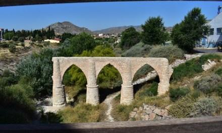 Petrer prepara una actuació de conservació d'un de les seues 3 BICs, l'Aqüeducte de Sant Rafael