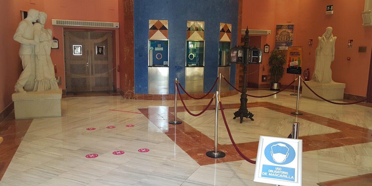 El Teatre Chapí de Villena retornarà l'import de les entrades de tots els esdeveniments que han hagut d'ajornar-se per la crisi sanitària
