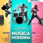 El Curso Internacional de Música Moderna de la Universidad de Alicante en la Sede de La Nucía llega a su XIV edición