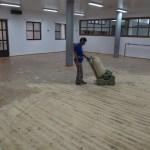 La Casa de Cultura de Villena rehabilita la sala de danza