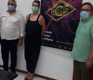 La Setmana de Cinema de Villena supera la pandèmia i celebra la seua 39 edició amb la projecció de 20 llargs i 6 curts