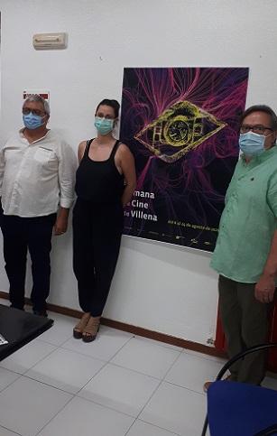 La Semana de Cine de Villena supera la pandemia y celebra su 39 edición con la proyección de 20 largos y 6 cortos