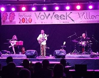 El Festival VO Week supera con nota la vuelta de la música en directo a Villena