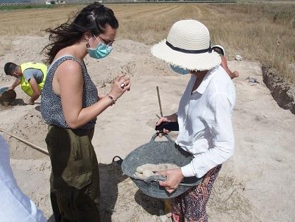 Las excavaciones de la Villa Romana se retoman en Villena para conocer la relevancia de un enclave donde se han registrado grandes hallazgos