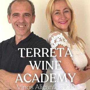 Terreta Wine Academy estrena pareja de cata en Vinos de Alicante