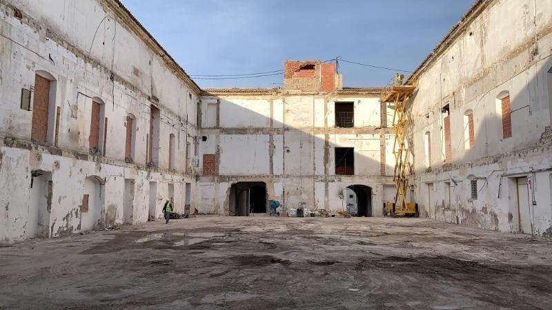 El Ayuntamiento de Alicante impulsa la redacción de los proyectos del área de Las Cigarreras y la Casa de la Misericordia dentro de la EDUSI